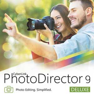 Acheter CyberLink PhotoDirector 9 Deluxe Clé CD Comparateur Prix