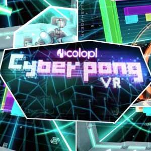 Acheter Cyberpong VR Clé Cd Comparateur Prix