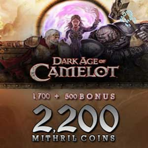 Dark Age of Camelot 2200 Mithril Pack