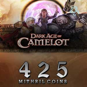 Dark Age of Camelot 425 Mithril Pack