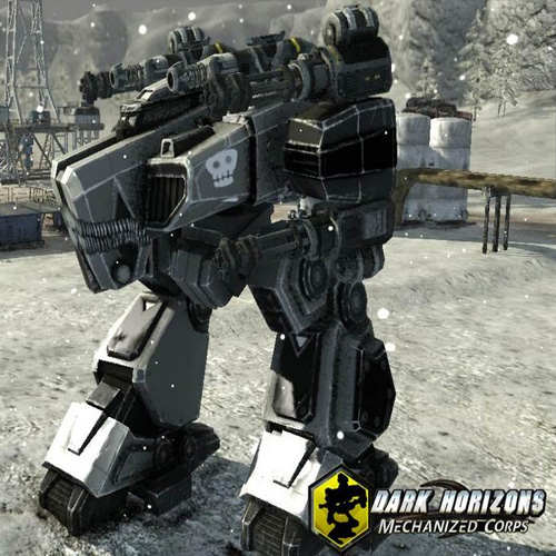 Acheter Dark Horizons Mechanized Corps Clé Cd Comparateur Prix