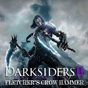 Darksiders 2 Fletchers Crow Hammer