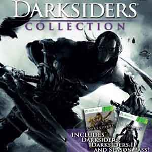 Acheter Darksiders Collection Xbox 360 Code Comparateur Prix