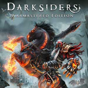 Acheter Darksiders Warmastered Edition Clé CD Comparateur Prix