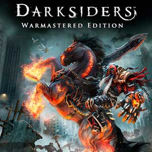 Acheter Darksiders Warmastered Edition Wii U Download Code Comparateur Prix