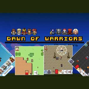 Acheter Dawn of Warriors Clé Cd Comparateur Prix