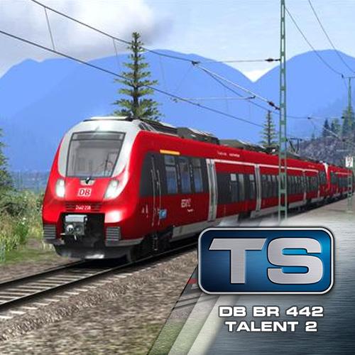 Acheter DB BR 442 Talent 2 EMU Clé Cd Comparateur Prix