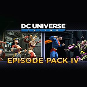 DC Universe Online Episode Pack 4
