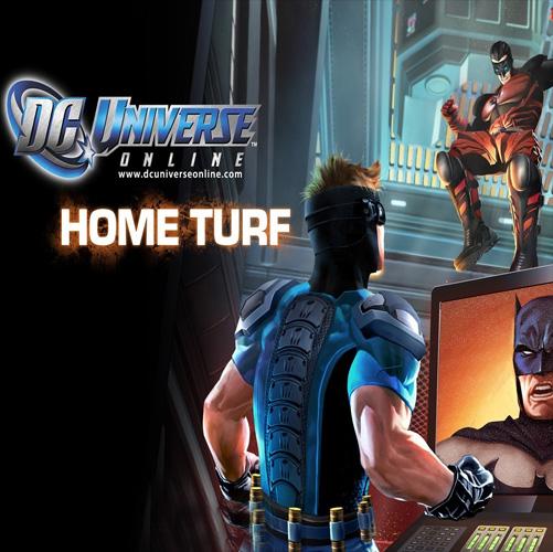 Acheter DC Universe Online Home Turf Clé Cd Comparateur Prix