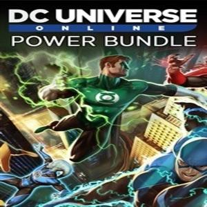 DC Universe Online Power Bundle