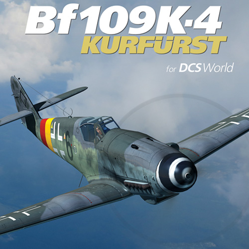 Acheter DCS Bf 109 K-4 Kurfürst Clé Cd Comparateur Prix