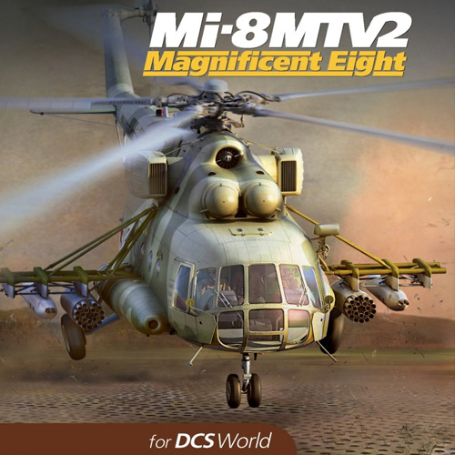 Acheter DCS Mi-8 MTV2 Magnificent Eight Clé Cd Comparateur Prix