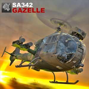 Acheter DCS SA342M Gazelle Clé Cd Comparateur Prix