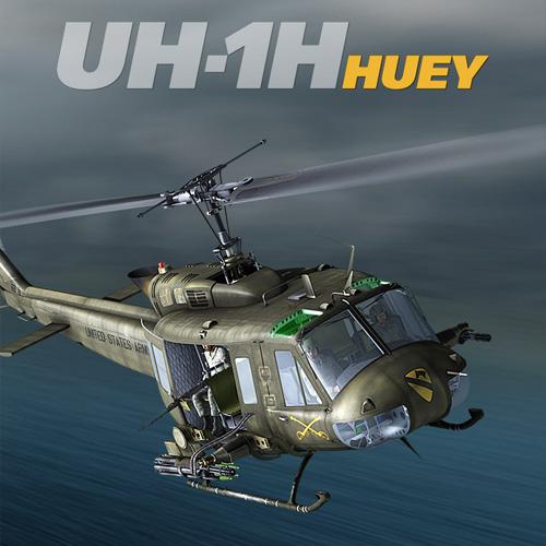 Acheter DCS UH-1H Huey Clé Cd Comparateur Prix