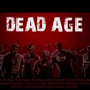 Acheter Dead Age Clé Cd Comparateur Prix