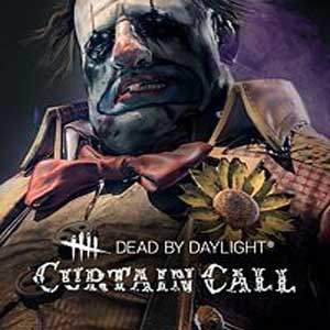 Acheter Dead by Daylight Curtain Call Chapter Clé CD Comparateur Prix