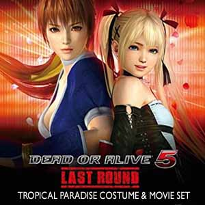 Acheter DEAD OR ALIVE 5 Last Round Tropical Paradise Costume & Movie Set Clé Cd Comparateur Prix