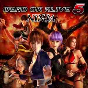 Telecharger Dead or Alive 5 Ninja PS4 code Comparateur Prix