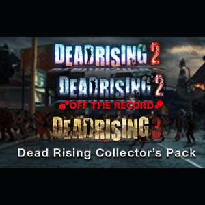 Dead Rising Collectors Pack