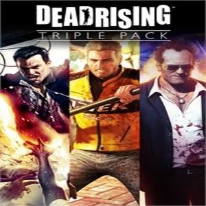 Acheter Dead Rising Triple Pack Xbox One Comparateur Prix