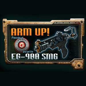Dead Space3 EG-900 SMG