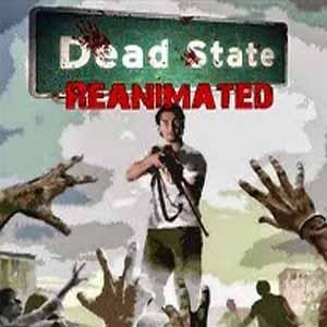 Acheter Dead State Reanimated Clé Cd Comparateur Prix