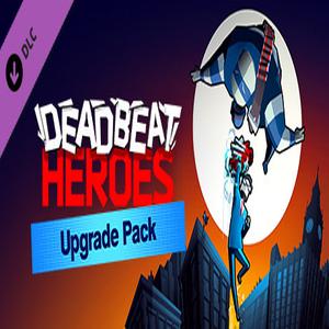 Deadbeat Heroes Collectors Upgrade