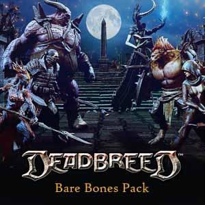 Acheter Deadbreed Bare Bones Pack Clé Cd Comparateur Prix