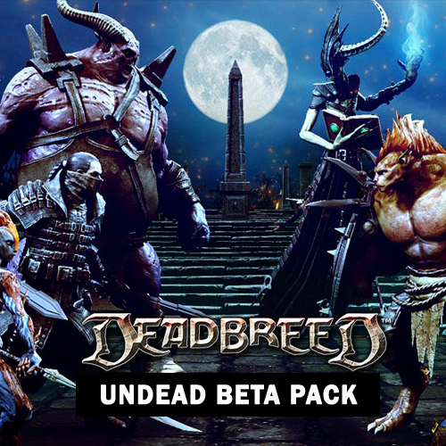 Acheter Deadbreed Undead Beta Pack Clé Cd Comparateur Prix