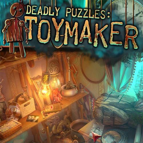 Acheter Deadly Puzzles Toymaker Clé Cd Comparateur Prix