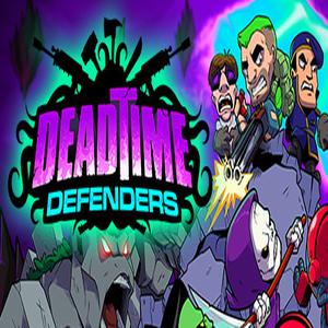 Acheter Deadtime Defenders Clé CD Comparateur Prix