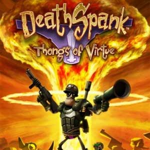 Acheter DeathSpank Thongs of Virtue Clé Cd Comparateur Prix