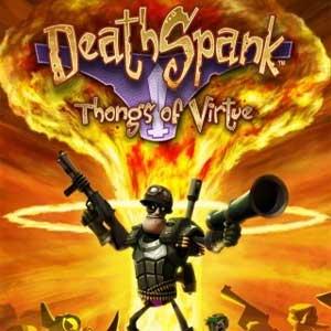 DeathSpank Thongs of Virtue