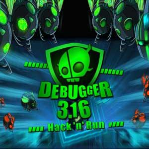 Debugger 3.16 Hack'N'Run