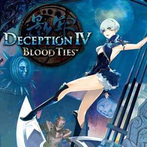 Deception 4 Blood Ties