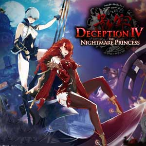 Telecharger Deception 4 The Nightmare Princess PS4 code Comparateur Prix