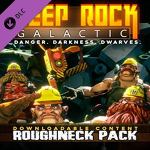 Deep Rock Galactic Roughneck Pack