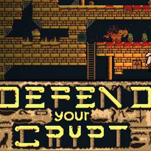 Acheter Defend Your Crypt Clé Cd Comparateur Prix