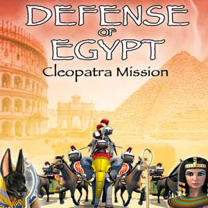 Acheter Defense of Egypt Cleopatra Mission Clé Cd Comparateur Prix