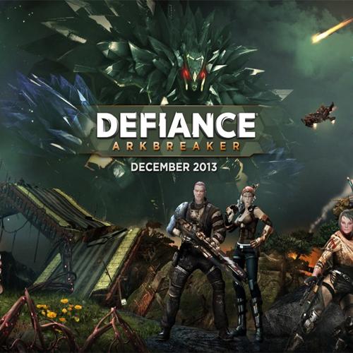 Defiance Arkbreaker DLC