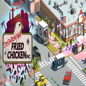 Definitely Not Fried Chicken