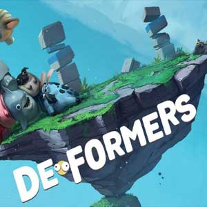 Telecharger Deformers PS4 code Comparateur Prix