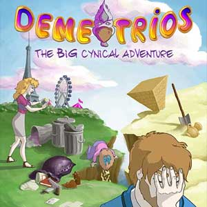 Acheter Demetrios The BIG Cynical Adventure Clé Cd Comparateur Prix