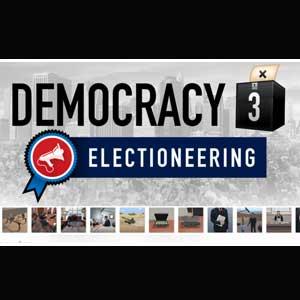 Acheter Democracy 3 Electioneering Clé Cd Comparateur Prix