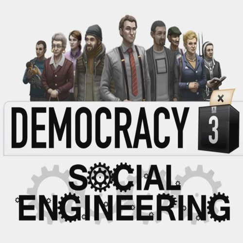 Acheter Democracy 3 Social Engineering Clé Cd Comparateur Prix