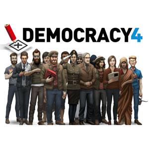 Acheter Democracy 4 Clé CD Comparateur Prix