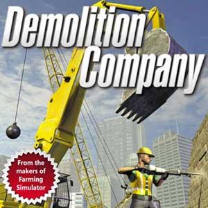 Acheter Demolition Company Clé Cd Comparateur Prix