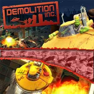 Acheter Demolition Inc Clé Cd Comparateur Prix