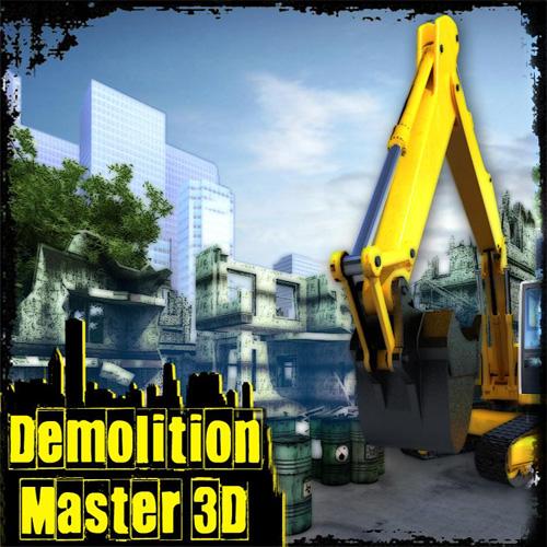 Acheter Demolition Master 3D Cle Cd Comparateur Prix