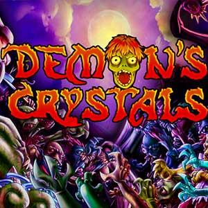 Acheter Demons Crystals Clé Cd Comparateur Prix